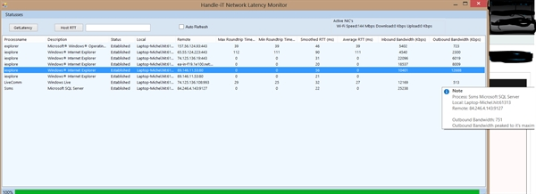 Picture of Network Latency Monitor